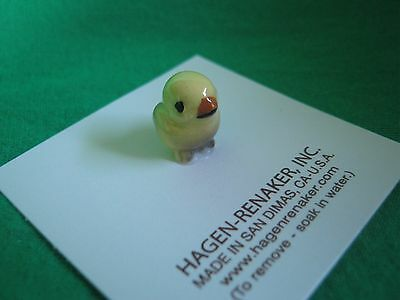 Hagen Renaker Bird Baby Tweetie Yellow Figurine Miniature 4951 Ceramic NEW