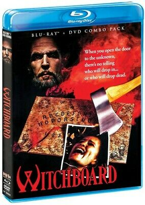 Witchboard [2 Discs] [Blu-ray/DVD] Blu-ray Region A