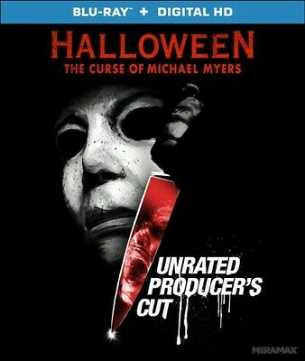 Halloween Vi: Curse of Michael Myers [New Blu-ray] Subtitled, Widescreen