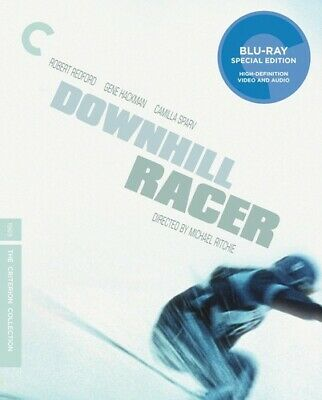 Downhill Racer (Criterion Collection) [New Blu-ray] Widescreen