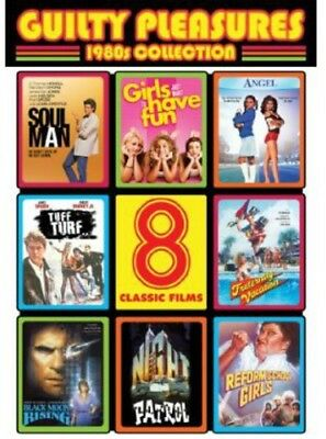 Guilty Pleasures: 1980s Collection [New DVD] Boxed Set
