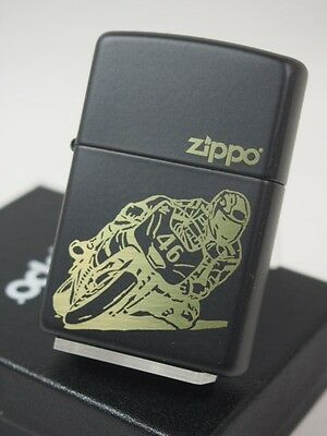 ACCENDINO ZIPPO MOTORCYCLE RACING Fiamma Collezionismo Lighter Moto GP 29471