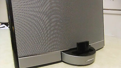 Black Bluetooth Adapter For Bose SoundDock Portable - Guaranteed