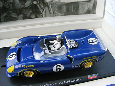 REVELL 4833 Lola T-70 MK II #6 M. Donohue LIMITED EDITION PAPPSCHACHTEL FOTOS!!!