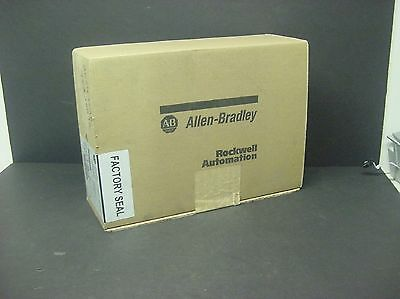 New Sealed Allen Bradley 2711P-K4M5D8 PanelView Plus 400 Keypad Graphic Terminal