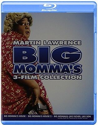 Big Momma S 3-Film Collection (2014, Blu-ray New)