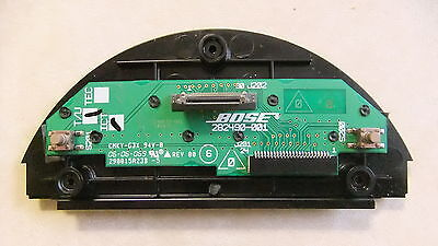 No Sound & No Charging DIY Repair For Black Bose SoundDock 1 Type A: Genuine