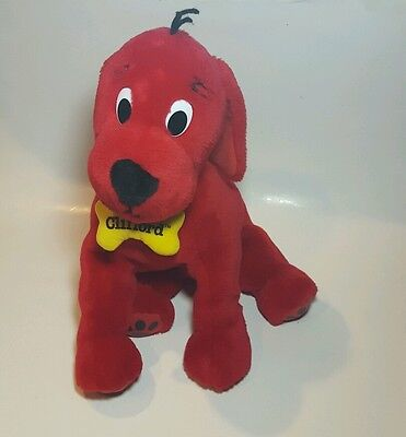 cliffort the big red dog stuffed animal - large