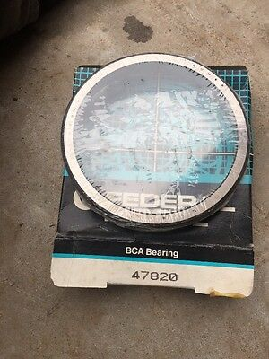Bower/BCA 47820 Tapered Roller Bearing Cup Race New