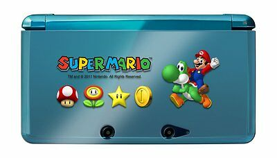 Mario Nintendo 3DS Case Cover Protector And Skin Set ( 3DS)