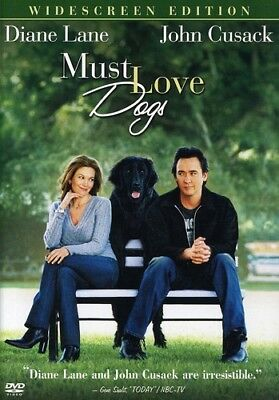 Must Love Dogs [New DVD] Ac-3/Dolby Digital, Dolby, Dubbed, Subtitled, Widescr