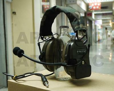 ZTAC / Z-Tactical Z054 Comtac 1 Style Headset w/ Noise Cancellation