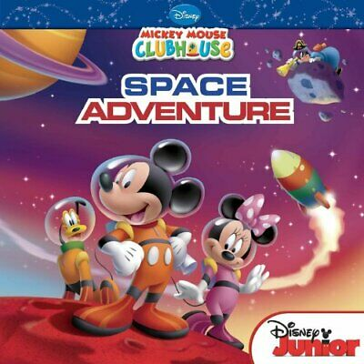 Mickey Mouse Clubhouse Space Aventure (Mickey Mouse Club... by Disney Book Group