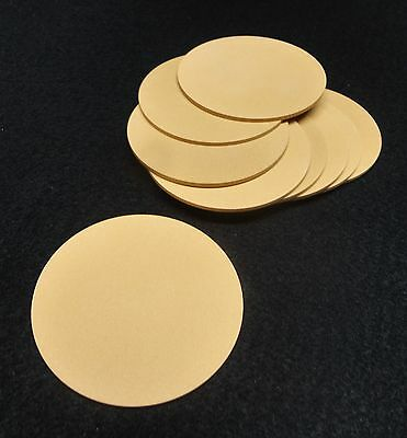 POROUS CORDIERITE CERAMIC TURKEY CALL SUBSTRATE DISK SETTER REFRACTORY No.: 7