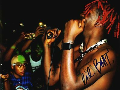 Lil Yachty authentic signed RAPPER 8×10 photo W/Certificate Autographed (7302...