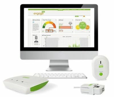 Efergy Technologies ENGAGE HUB 1.1 In-Home Energy Monitor