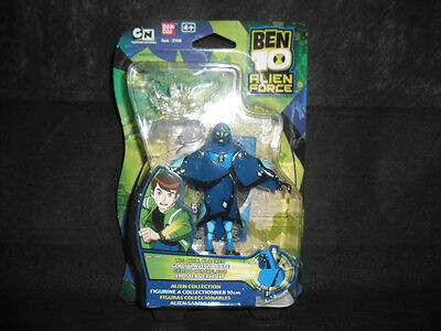 Ben 10 Alien Force Figure Big Chill Cloaked 10cm