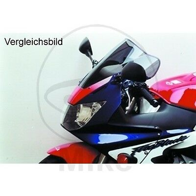 For Honda CBR 600 F 2001 MRA Racing Screen Smoke Grey