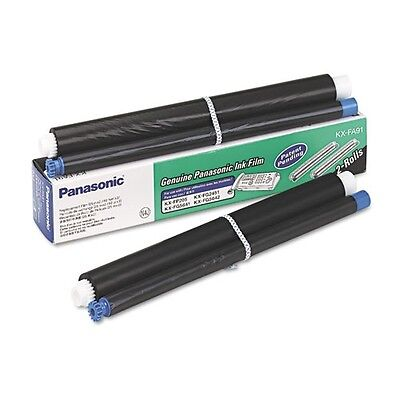 Panasonic KX-FA91 Black Film Roll Refill - KXFA91