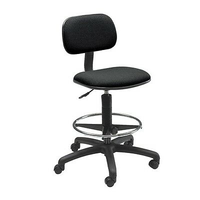 Safco Economy Drafting Chair - 3390BL