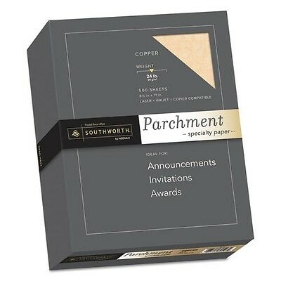 Southworth Colors+Textures Collection Parchment - 894C