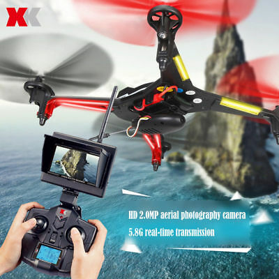 XK X250 - A 5.8GHz FPV HD 2.0MP CAM 2.4G 4 Channel 6-axis Gyro RC Quadcopter UK