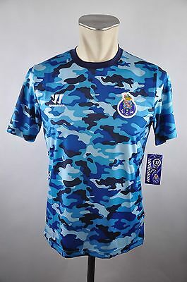 2014-15 FC Porto Trainings Trikot Gr. 158 Warrior Shirt Camouflage Kinder
