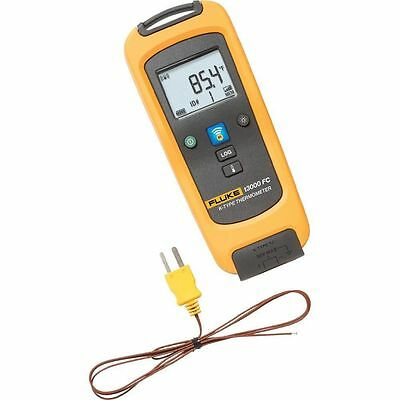 Fluke Connect T3000-FC K-type Thermocouple Thermometer. (-200 to 1372°C)