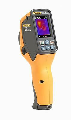 Fluke VT04A Visual InfraRed Thermometer. Utilizes AA Batteries