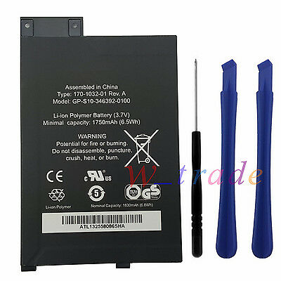 OEM Akku Für Amazon Kindle 3 / S11GTSF01A GP-S10-346392-0100 170-1032-01