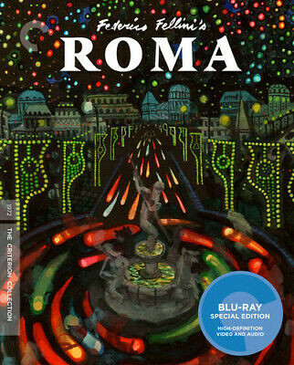 Roma (Criterion Collection) [New Blu-ray] Restored, Special Edition, Subtitled