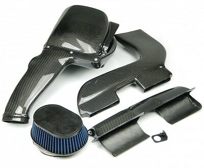 CARBON Air-Intake-System BMW E90 / E91 / E92 / E93 335i Turbo N55-Motor Facelift