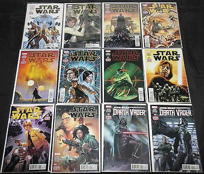 Modern Marvel STAR WARS VOL. 2 24pc Count High Grade Comic Lot NM TV Movie