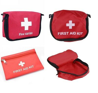 First Aid Bags Small Container for Survival Gear Kits Set SOS Emergency Travel