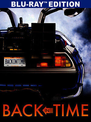 Back In Time (2015, Blu-ray New)