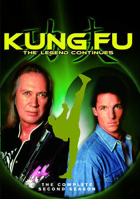 Kung Fu - The Legend Continues: The Complete Second Season [New DVD] Manufactu