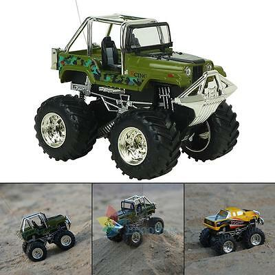 1/43 High Speed Radio Remote Control RC RTR Racing Buggy Car Off Road Truck A