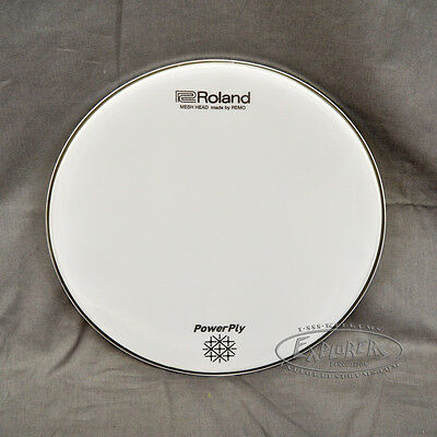 """Roland MH12 12"""" Mesh Head For Roland V-Drum Sets and Pads"""
