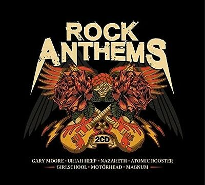 Various Artists - Rock Anthems / Various [New CD] UK - Import
