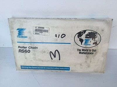 New Old Stock Tsubaki Roller Chain Rs60 New In Box