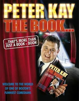 The book that's more than just a book-book by Peter Kay (Hardback)
