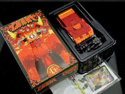 NEW DX9 Transformers MP D06 CARRY Rodimus Prime & Trailer in stock
