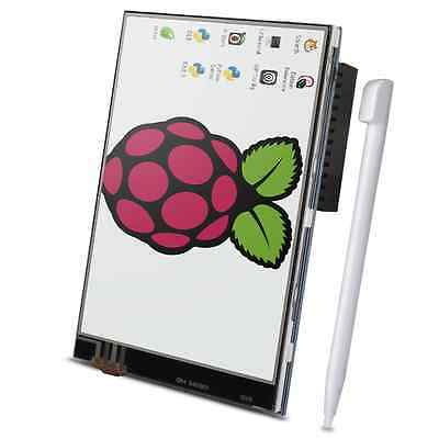 For Raspberry Pi 3 2 TFT LCD Display, Kuman 3.5 Inch 480x320 TFT Touch Screen Mo