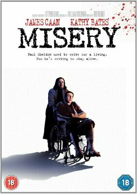 Misery  [1991] [DVD] - DVD  LJVG The Cheap Fast Free Post