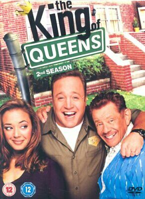 King of Queens - Season 2 [DVD] - DVD  L4VG The Cheap Fast Free Post