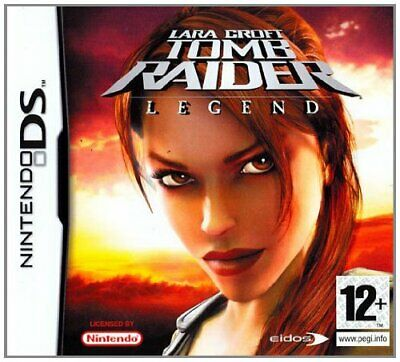 Lara Croft Tomb Raider Legend (Nintendo DS) - Game  8WVG The Cheap Fast Free