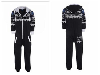 Adult Unisex Snowflakes Printing Jumpsuits Cartoon Kigurumi Pajamas Sleepwear