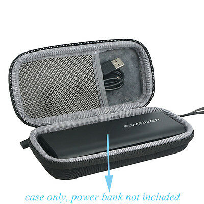 For RAVPower Portable Charger 13400mAh Power Bank External Battery Pack Case