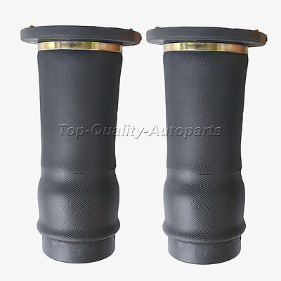 Pair Rear  air spring air suspension FOR LAND ROVER DISCOVERY 2  II RKB101200