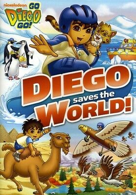 Diego Saves the World [New DVD] Full Frame, Dolby